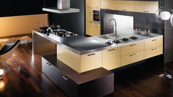 Decora o de cozinhas modernas for Marazzi design kitchen gallery