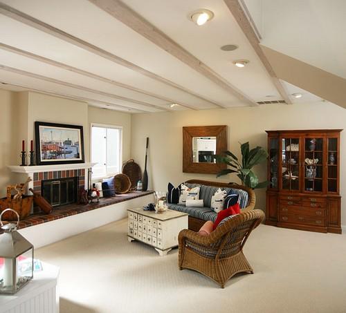 Sala De Estar Ou Living ~ Decoração de interiores – Salas de estar