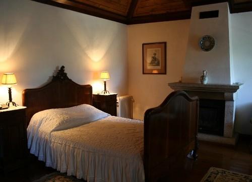Decoração de quarto romântico