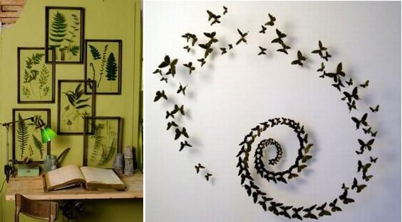 decoracao de interiores simples e barata : decoracao de interiores simples e barata:Decoracion De Paredes