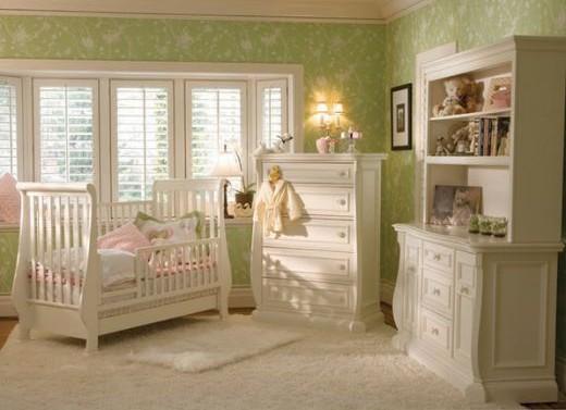 decoração de interiores, quartos de criança