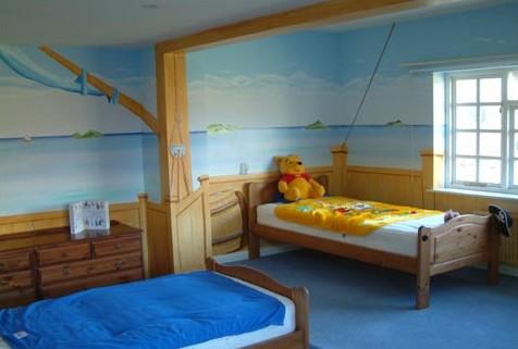 decoração de quartos de criança