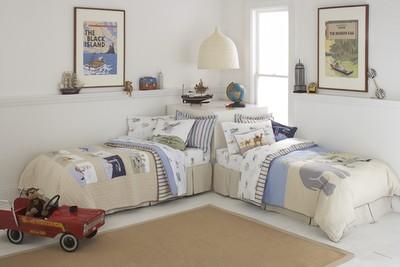 decoração de quartos de criança baratos