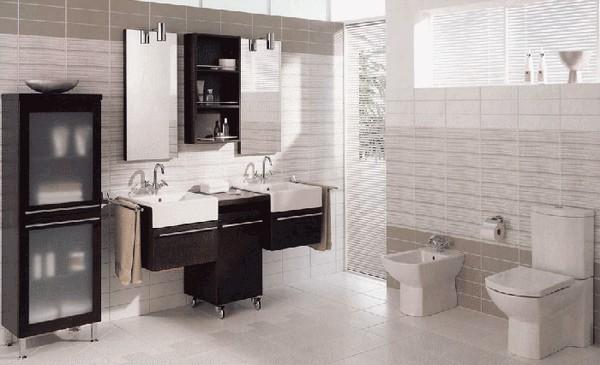 armários de casa de banho