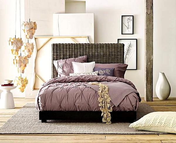 decoracao de interiores tendencias:West Elm Bedroom Design