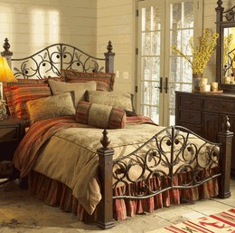tendencias quarto romantico