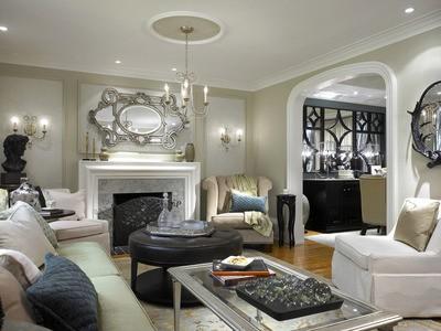 misturar estilos de decoração na decoração de interiores