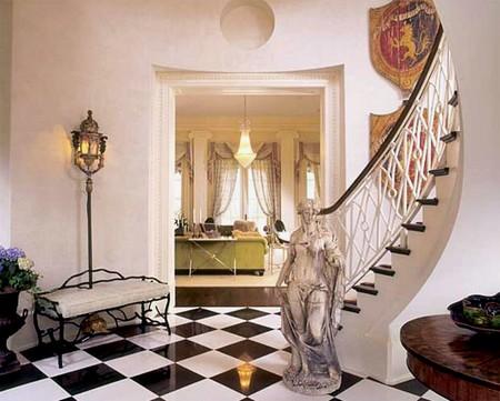 Decoração ao estilo victoriano