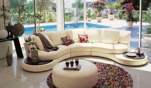 sof s modernos. Black Bedroom Furniture Sets. Home Design Ideas