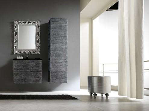 Casa de banho moderna ao estilo minimalista