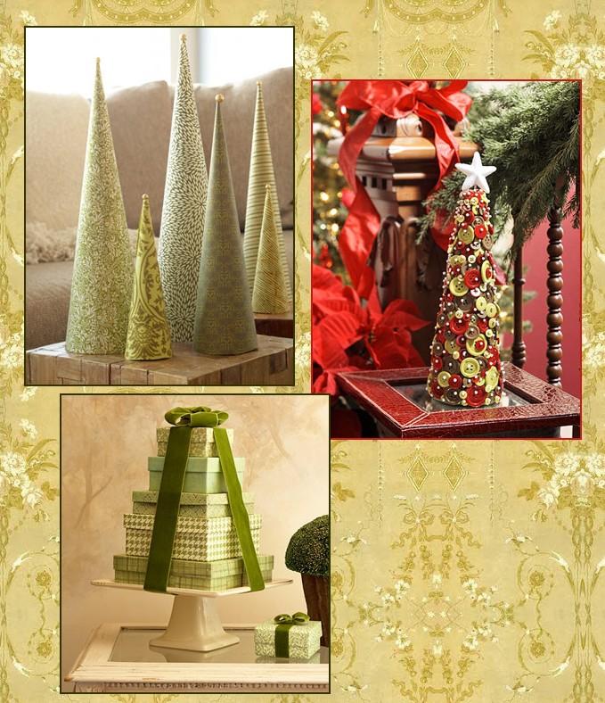 Decoração de Natal 2016 - Decoração de Árvores de Natal