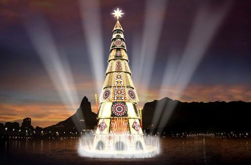 Usar o Feng shui na decoração de Natal