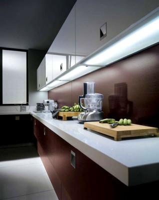 Escolher a iluminação certa para a cozinha