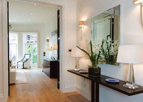 decoracao de interiores de casas modernas:Decoração interior de casas: Hall de entrada