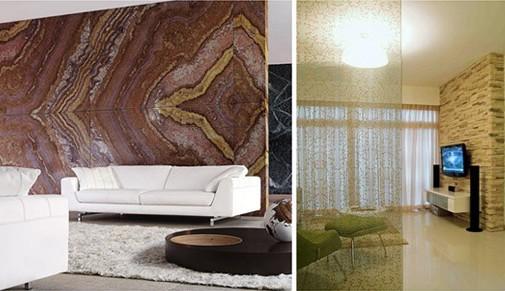 Decora o de paredes interiores - Tipos de pintura para paredes interiores ...