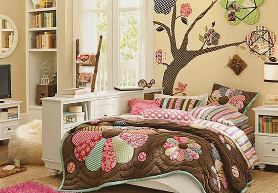 Decoração dos quartos das crianças