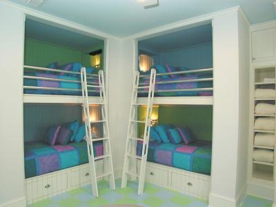 Escolher as cores e móveis certos