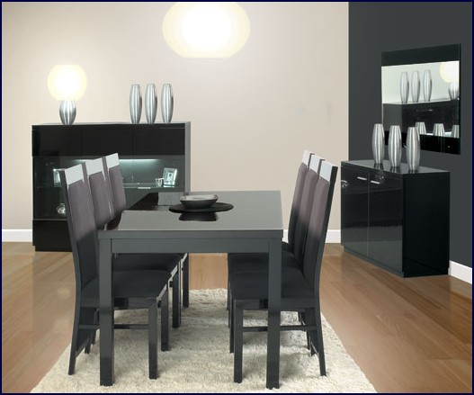 Sala de jantar - Salas comedores modernos ...
