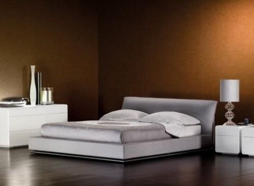 decoracao de interiores tendencias:Modern Elegant Bedroom Design