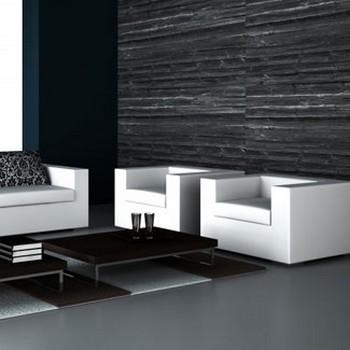 Salas de estar minimalistas for Sala de estar minimalista