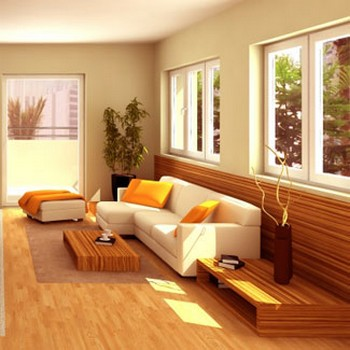 Salas de estar minimalistas for Salas minimalistas