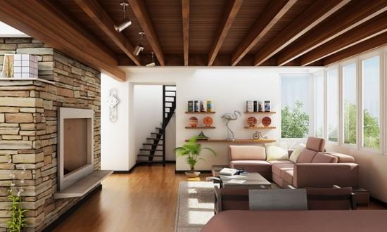 Decoração de interiores - Salas
