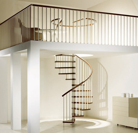 Decoração de escadas