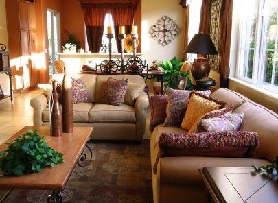 salas de jantar e salas de estar em conjunto