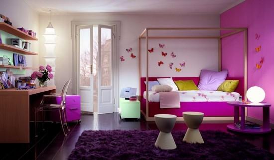 decorar quartos de rapariga