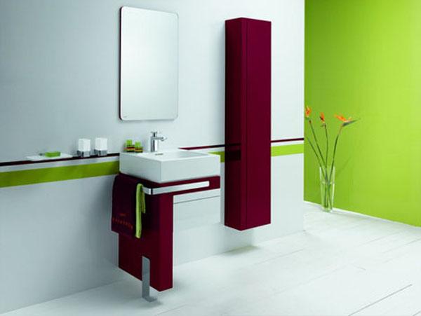 Banheiros modernos -> Banheiros Ultramodernos