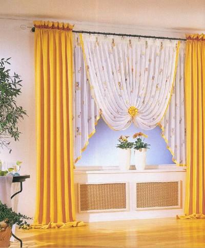 Decora o de interiores cortinados - Cortinados modernos ...
