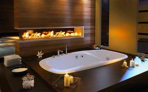 Recuperador de calor na casa de banho