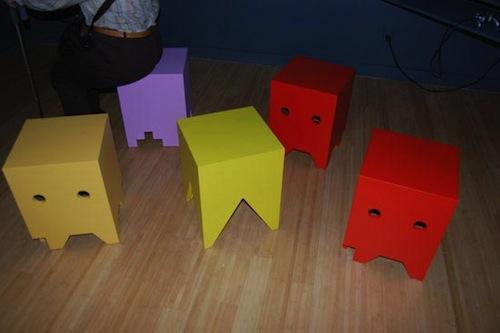Bancos Pac-Man