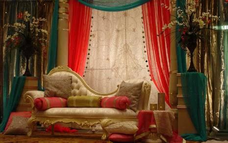 decoração indiana