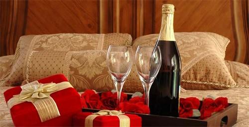 decoracao cama dia dos namorados Decoração para o Dia dos Namorados