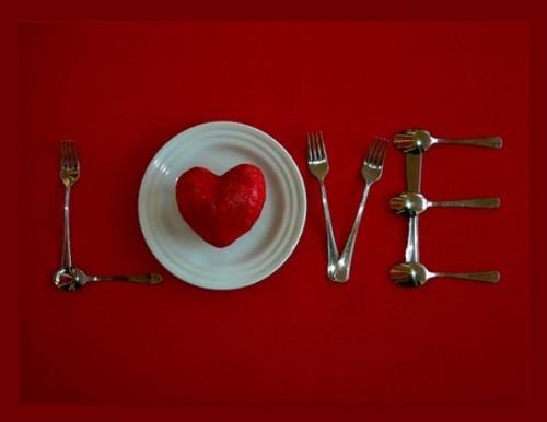 mesa decorada dia dos namorados Decoração para o Dia dos Namorados