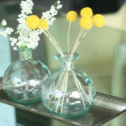 Conjunto de vasos de vidro