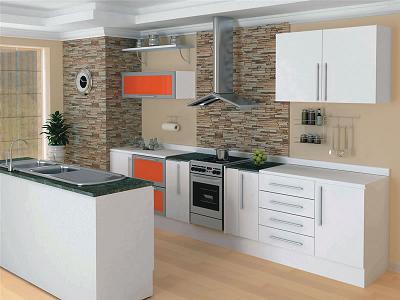 tendências de decoração de cozinhas