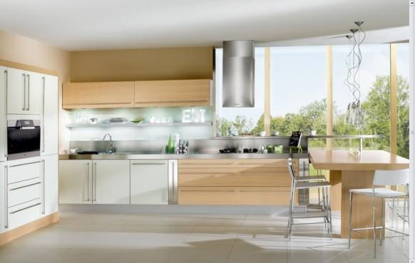 Decoração de cozinhas grandes # Dicas De Decoracao Para Cozinha Grande