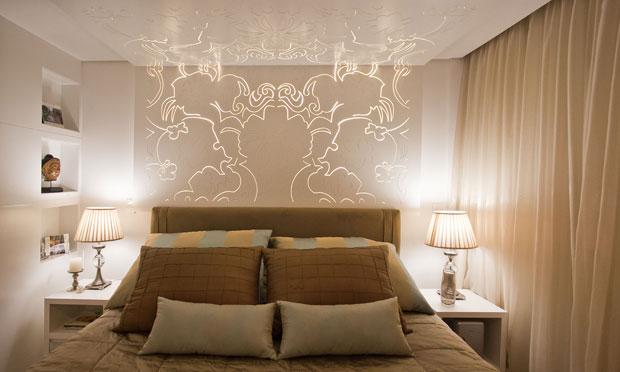 Decoração de quartos de casal ~ Quarto Romantico Como Fazer