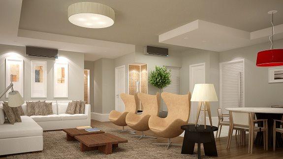 fotos de decoracao de interiores residenciais:Empreiteira Cruzeiro do Sul: Idéias de decoração de interiores
