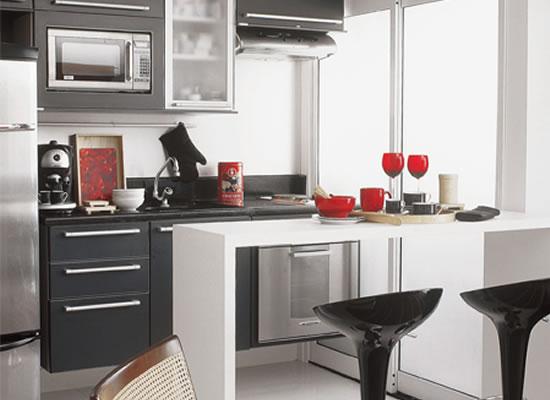 decoracao de interiores de cozinhas pequenas : decoracao de interiores de cozinhas pequenas:Fotos de decoração de cozinhas pequenas