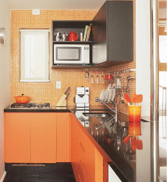 Decora o de cozinhas pequenas - Armarios para habitaciones pequenas ...