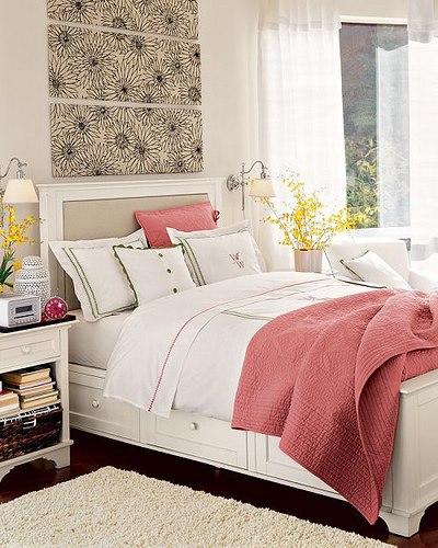 decoracao de interiores de casas pequenas e simples:decoração de quarto de casas pequenas
