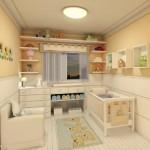 decoração de quartos de bebê
