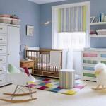 quarto de bebé decorado