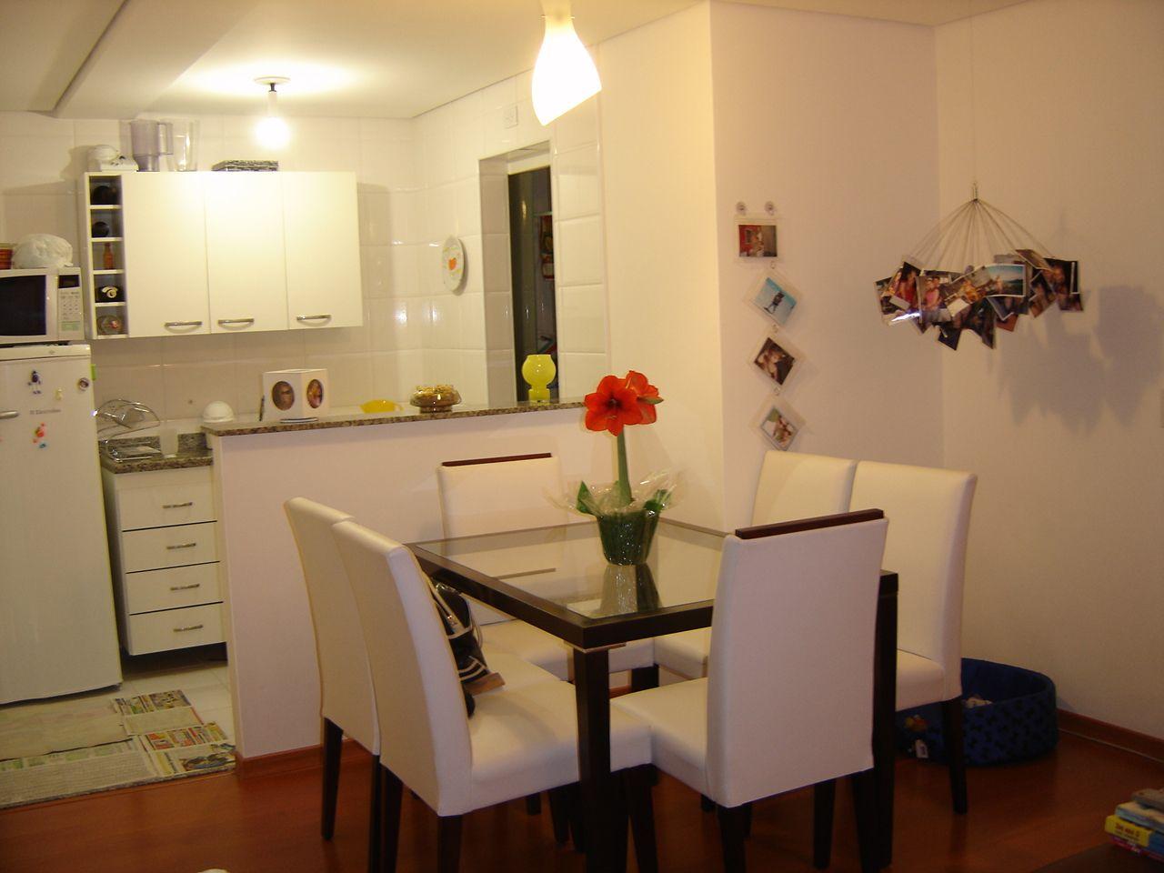 Pruzak Com Sala E Cozinha Americana Pequena Simples Id Ias