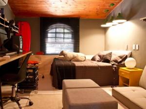 decoração de quartos masculinos