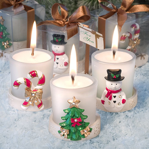 30 ideas diy de suportes de velas natal cias para fazer for Adornos navidenos para regalar