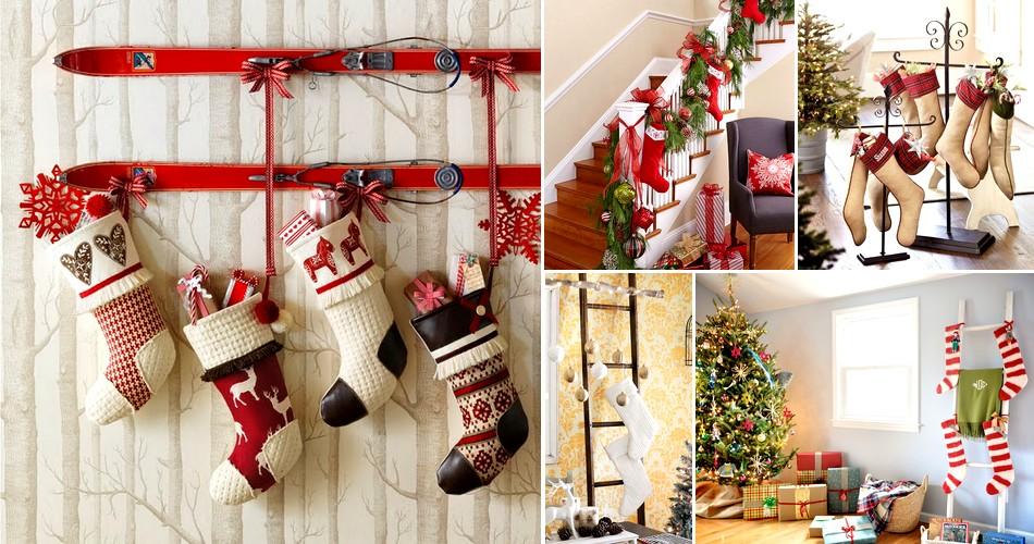 formas-festivas-de-pendurar-as-meias-de-natal-em-casa-7
